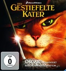 Puss in Boots - German Blu-Ray movie cover (xs thumbnail)