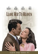 Leave Her to Heaven - DVD cover (xs thumbnail)