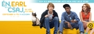 Me and Earl and the Dying Girl - Hungarian Movie Cover (xs thumbnail)