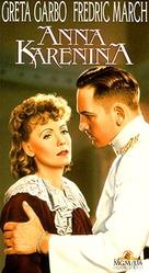Anna Karenina - VHS cover (xs thumbnail)