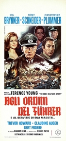 Triple Cross - Italian Movie Poster (xs thumbnail)