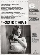 The Squid and the Whale - For your consideration movie poster (xs thumbnail)