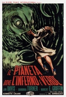 Monster from Green Hell - Italian Theatrical poster (xs thumbnail)