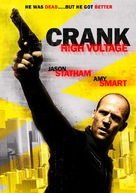 Crank: High Voltage - Movie Cover (xs thumbnail)