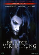 The Last Seduction - German DVD movie cover (xs thumbnail)