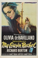 My Cousin Rachel - Movie Poster (xs thumbnail)