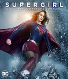"""Supergirl"" - Brazilian Movie Cover (xs thumbnail)"