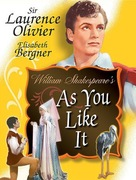 As You Like It - Movie Poster (xs thumbnail)