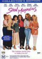 Steel Magnolias - Australian DVD cover (xs thumbnail)