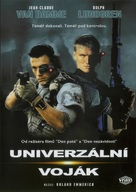 Universal Soldier - Czech DVD movie cover (xs thumbnail)