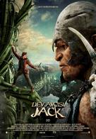 Jack the Giant Slayer - Turkish Movie Poster (xs thumbnail)