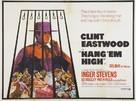 Hang Em High - British Movie Poster (xs thumbnail)
