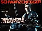 Terminator 2: Judgment Day - British Movie Poster (xs thumbnail)