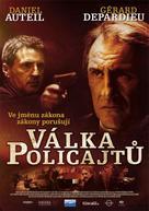 36 Quai des Orfèvres - Czech Movie Poster (xs thumbnail)