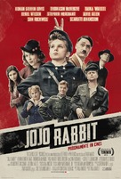 Jojo Rabbit - Mexican Movie Poster (xs thumbnail)