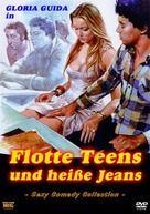La liceale, il diavolo e l'acquasanta - German Movie Cover (xs thumbnail)