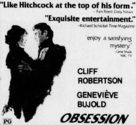 Obsession - poster (xs thumbnail)