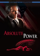 Absolute Power - DVD movie cover (xs thumbnail)
