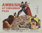 Ambush at Cimarron Pass - Movie Poster (xs thumbnail)