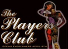 The Players Club - British poster (xs thumbnail)