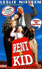 Rent-a-Kid - French Movie Cover (xs thumbnail)