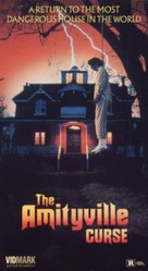 The Amityville Curse - VHS movie cover (xs thumbnail)