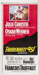 Fahrenheit 451 - Movie Poster (xs thumbnail)