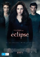The Twilight Saga: Eclipse - Australian Movie Poster (xs thumbnail)