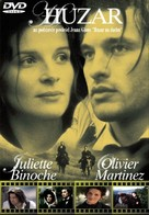Le hussard sur le toit - Polish DVD cover (xs thumbnail)