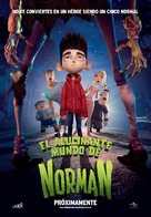 ParaNorman - Spanish Movie Poster (xs thumbnail)