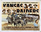 Kansas Raiders - Movie Poster (xs thumbnail)