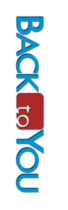"""""""Back to You"""" - Logo (xs thumbnail)"""