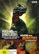 """Walking with Dinosaurs"" - Australian DVD movie cover (xs thumbnail)"