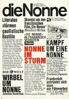La religieuse - German Movie Poster (xs thumbnail)