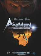 Animen: The Galactic Battle - Movie Poster (xs thumbnail)