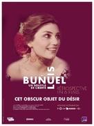 Cet obscur objet du désir - French Re-release poster (xs thumbnail)