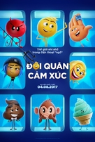 The Emoji Movie - Vietnamese Movie Poster (xs thumbnail)
