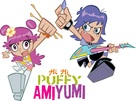 """Hi Hi Puffy AmiYumi"" - poster (xs thumbnail)"
