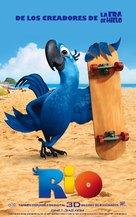 Rio - Argentinian Movie Poster (xs thumbnail)