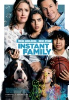Instant Family - Icelandic Movie Poster (xs thumbnail)