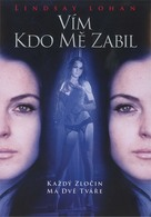 I Know Who Killed Me - Czech Movie Cover (xs thumbnail)