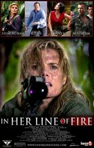 In Her Line of Fire - Movie Poster (xs thumbnail)