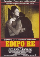 Edipo re - German Movie Poster (xs thumbnail)