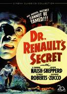 Dr. Renault's Secret - DVD cover (xs thumbnail)