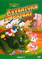 """DuckTales"" - Italian DVD movie cover (xs thumbnail)"