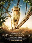Monkey Kingdom - French Movie Poster (xs thumbnail)