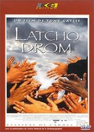 Latcho Drom - French DVD cover (xs thumbnail)