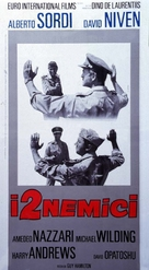 The Best of Enemies - Italian Movie Poster (xs thumbnail)