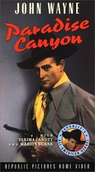 Paradise Canyon - VHS cover (xs thumbnail)