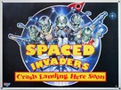 Spaced Invaders - British Movie Poster (xs thumbnail)